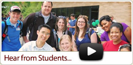 Hear from Students (video)